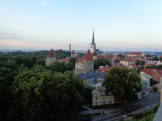 World Travelers - La belle ville de Tallinn - image 13