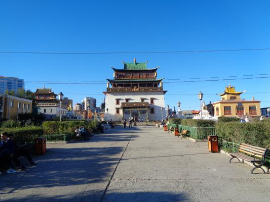 World Travelers Oulan-Bator : la capitale mongole